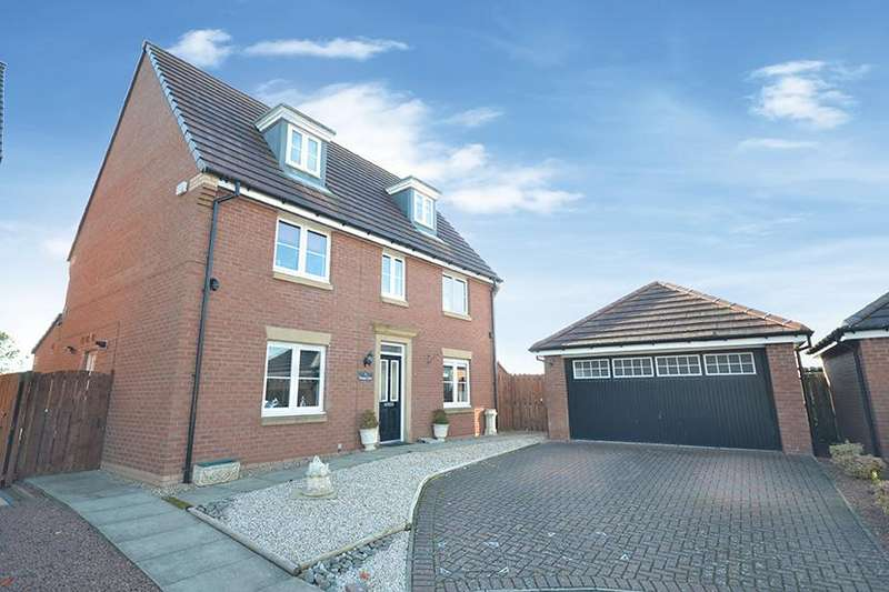 5 Bedrooms Detached Villa House for sale in 9 Pennant Court, Irvine, KA11 2GF