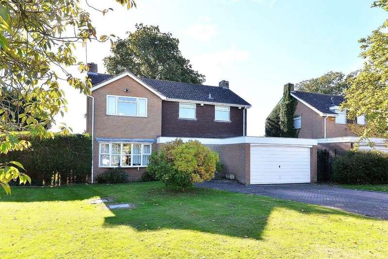 4 Bedrooms Detached House for sale in Valley View, Bewdley, DY12