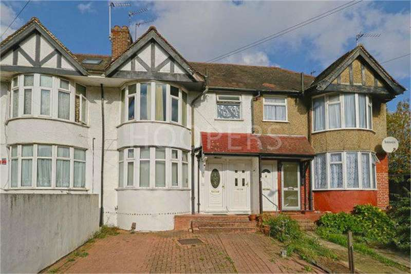 1 Bedroom Maisonette Flat for sale in Braemar Avenue, London