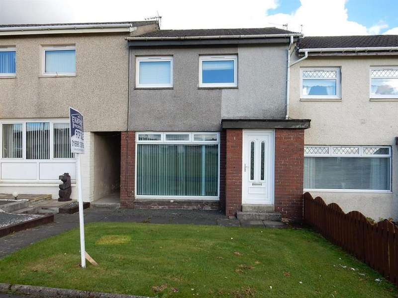 2 Bedrooms House for sale in Katrine Road, Shotts