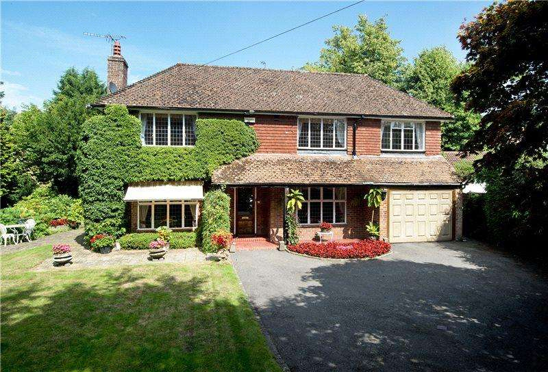 5 Bedrooms Detached House for sale in Oakhill Road, Sevenoaks, Kent, TN13