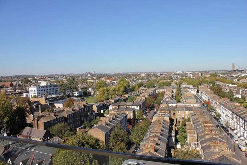 3 Bedrooms Apartment Flat for sale in Lancaster House, Hammersmith W6
