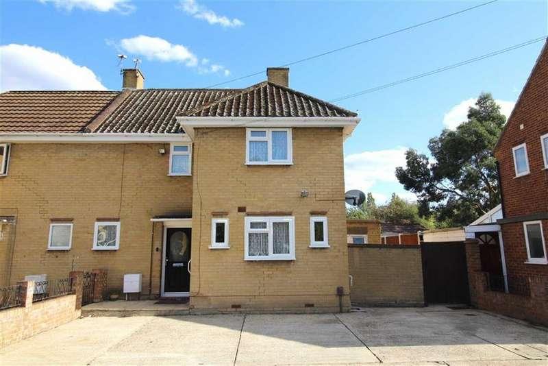 3 Bedrooms Semi Detached House for sale in Stewart Avenue, Slough, Berkshire