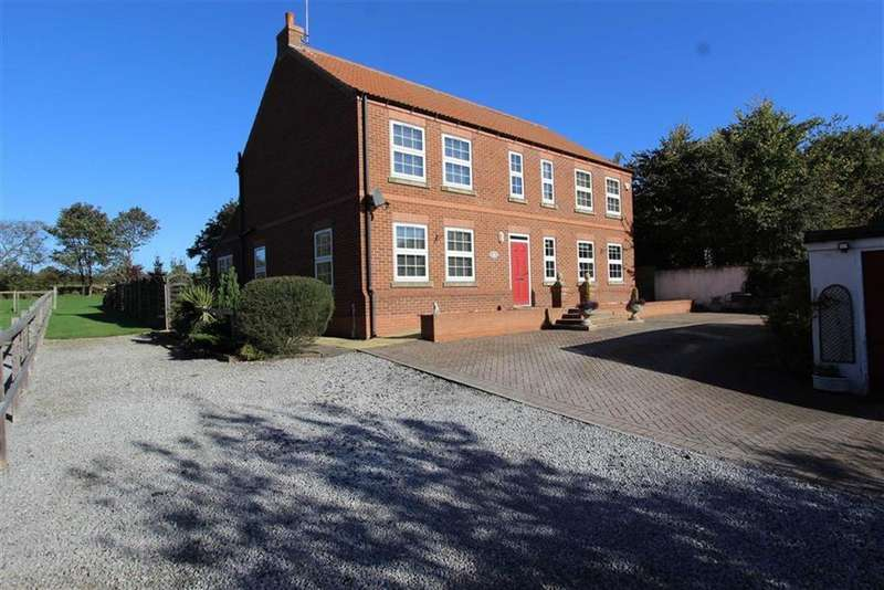 5 Bedrooms Detached House for sale in Easton Heights, Bridlington, YO16
