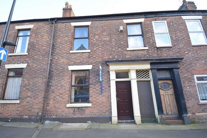 3 Bedrooms Terraced House for sale in Scarisbrick Street, Swinley, Wigan, WN1