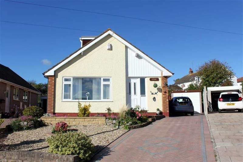3 Bedrooms Detached Bungalow for sale in Bryn Marl, Llandudno Junction, Conwy