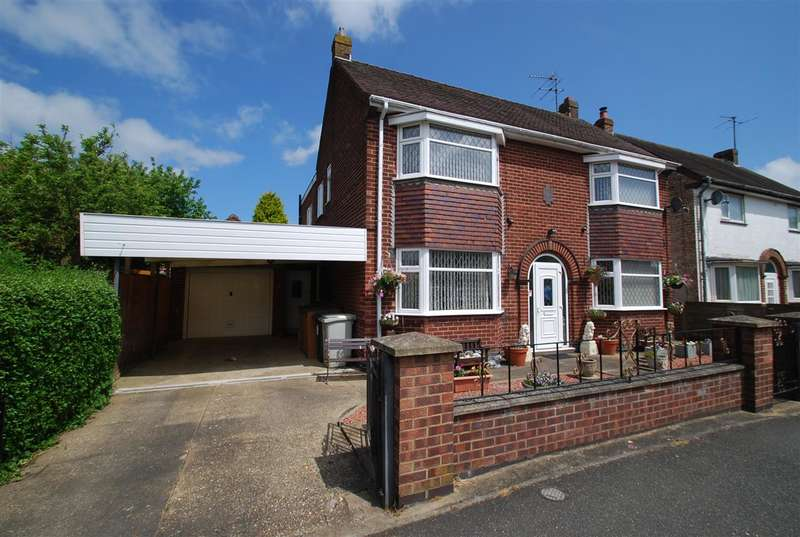 3 Bedrooms Detached House for sale in Maltby Road, Skegness