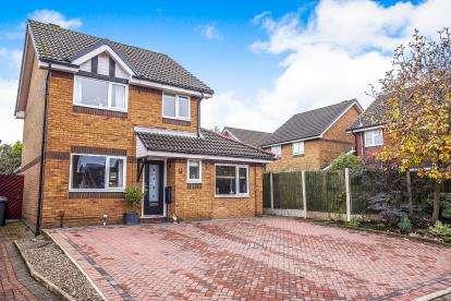 3 Bedrooms Detached House for sale in Easton Close, Fulwood, Preston, Lancashire, PR2