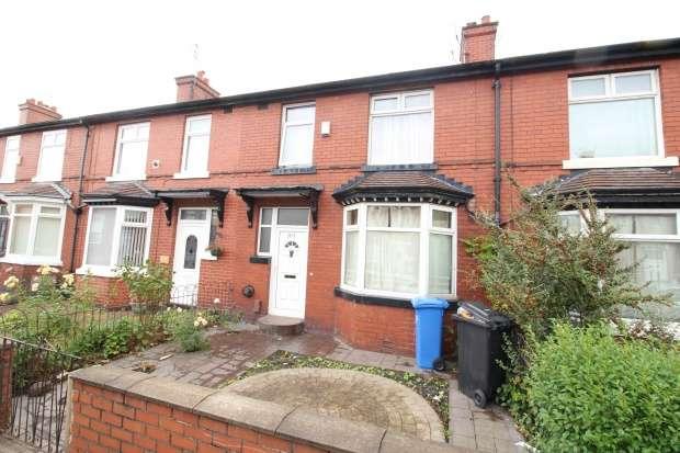 3 Bedrooms Terraced House for sale in Marlborough Street, Ashton-Under-Lyne, Greater Manchester, OL7 0HA
