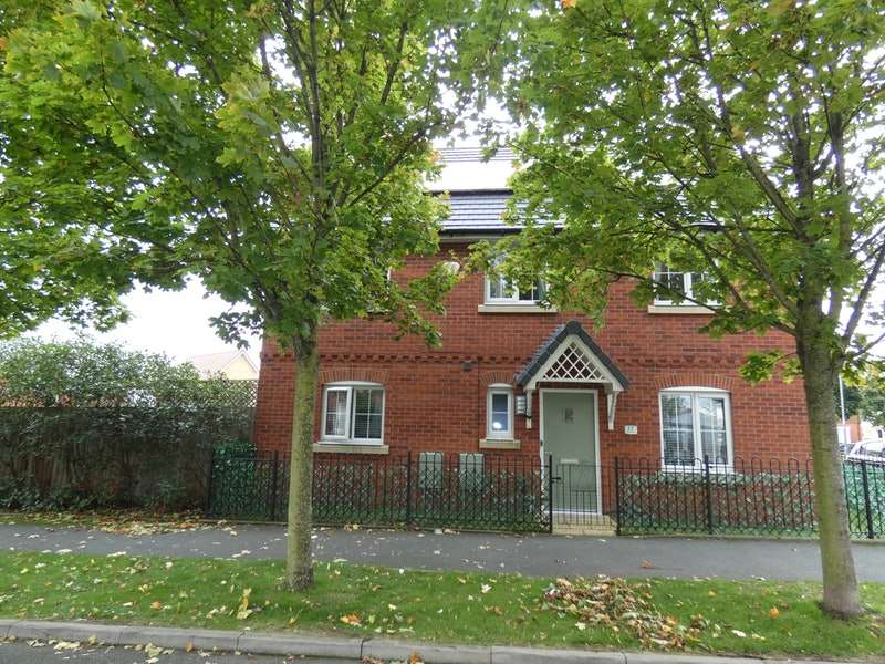 4 Bedrooms Semi Detached House for sale in Perilla Drive, Liverpool, Merseyside, L11