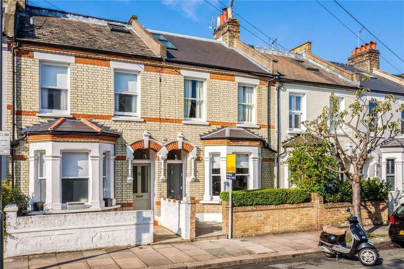 4 Bedrooms Terraced House for sale in Festing Road, Putney, London, SW15