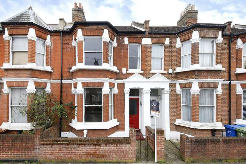 5 Bedrooms Terraced House for sale in Somerton Road, Nunhead, SE15