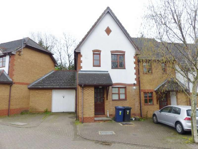 3 Bedrooms End Of Terrace House for sale in Barton Close, Hendon, London NW4 4QD