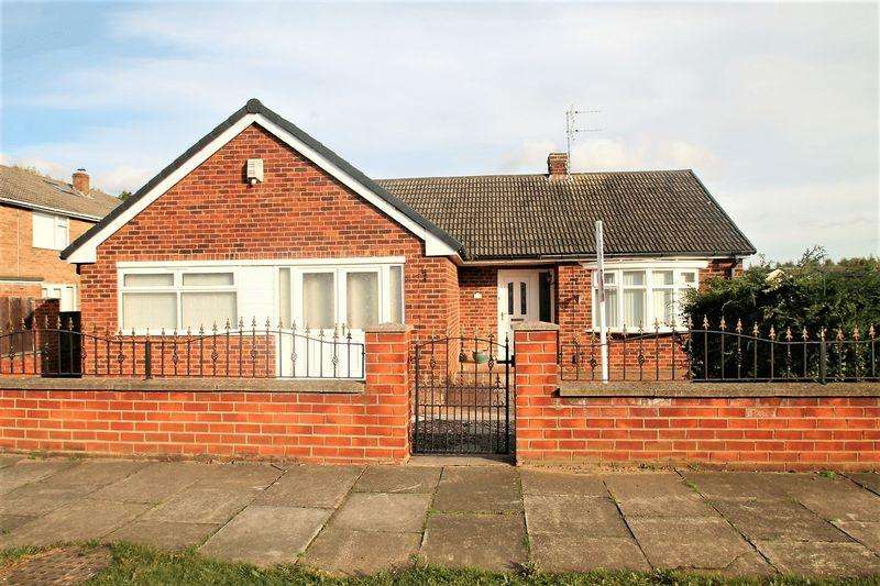 2 Bedrooms Detached Bungalow for sale in Auckland Road, Billingham