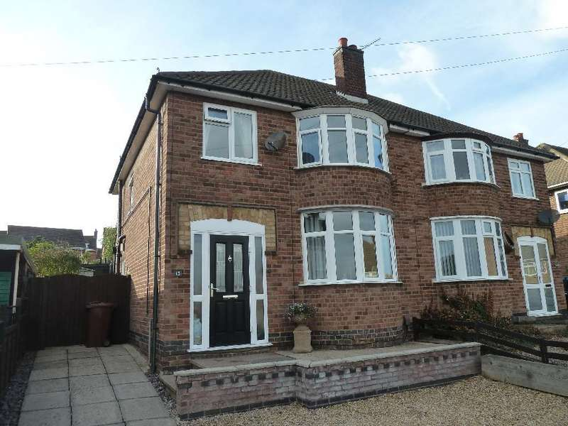 3 Bedrooms Semi Detached House for sale in Coniston Road