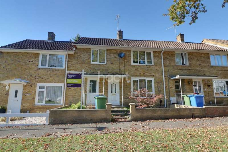 3 Bedrooms Terraced House for sale in Haversham Drive, Bracknell