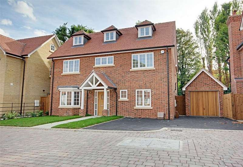 6 Bedrooms Detached House for sale in Wallen Park, Springhall Road, Sawbridgeworth, Hertfordshire