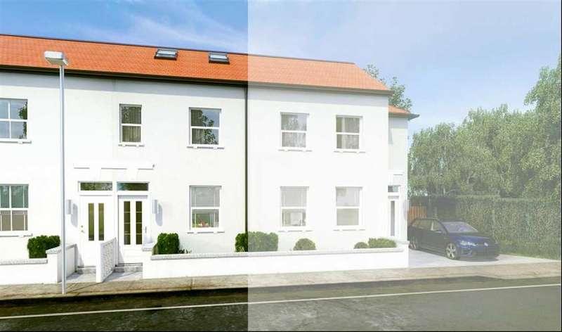 4 Bedrooms Terraced House for sale in Gardener Street, Portslade