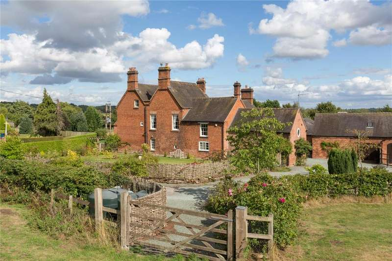 5 Bedrooms Unique Property for sale in Lower Sutton, Newport, Shropshire, TF10