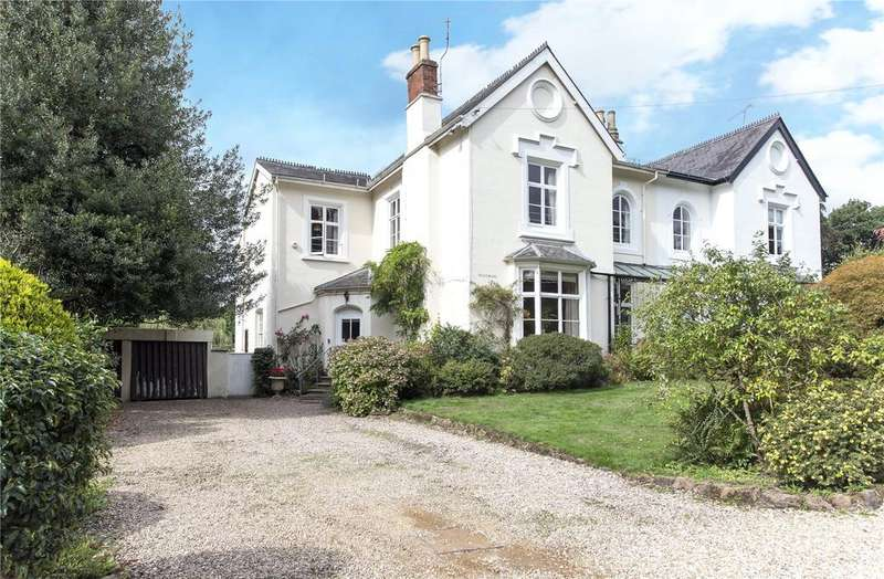 5 Bedrooms Semi Detached House for sale in Upper Ladyes Hill, Kenilworth, Warwickshire, CV8