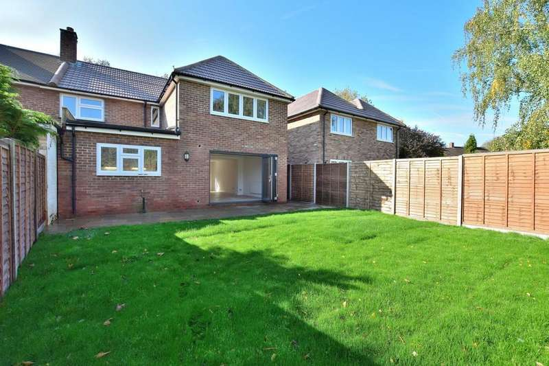 4 Bedrooms End Of Terrace House for sale in Windmill Way, Much Hadham
