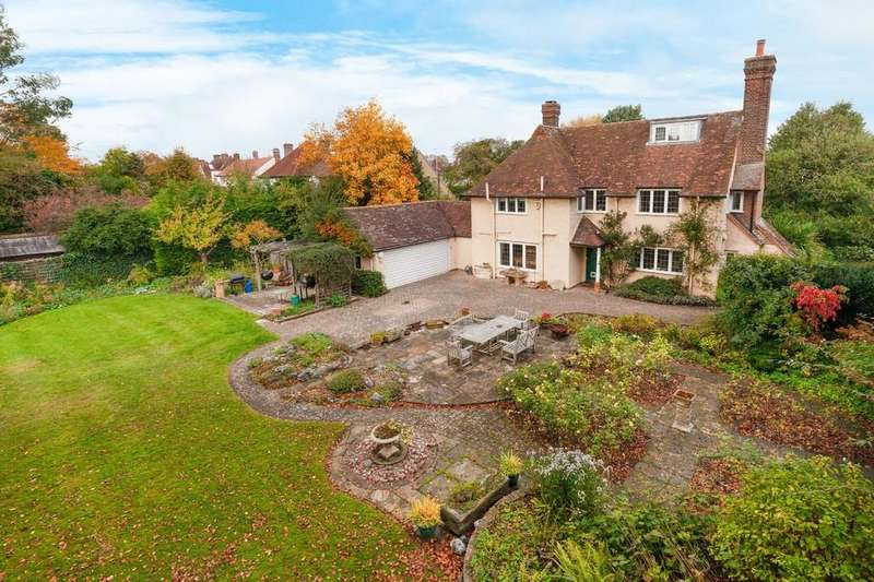5 Bedrooms Detached House for sale in Huntingdon Road, Cambridge, CB3