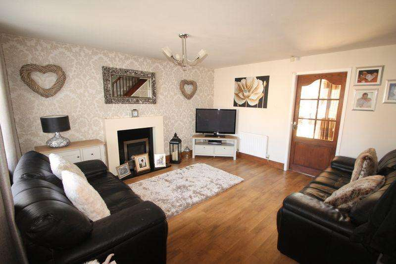 3 Bedrooms Semi Detached House for sale in Glentworth Avenue, Netherfields