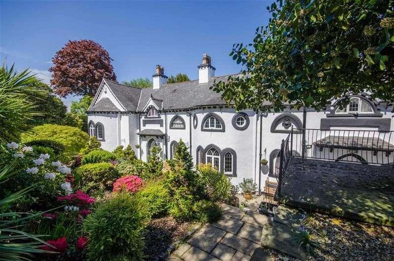 3 Bedrooms Detached House for sale in Springfield Lane, Rossett, Wrexham, Rossett