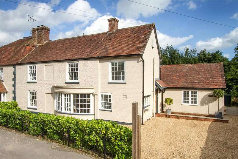 4 Bedrooms Semi Detached House for sale in London Road, Rake, Liss, West Sussex