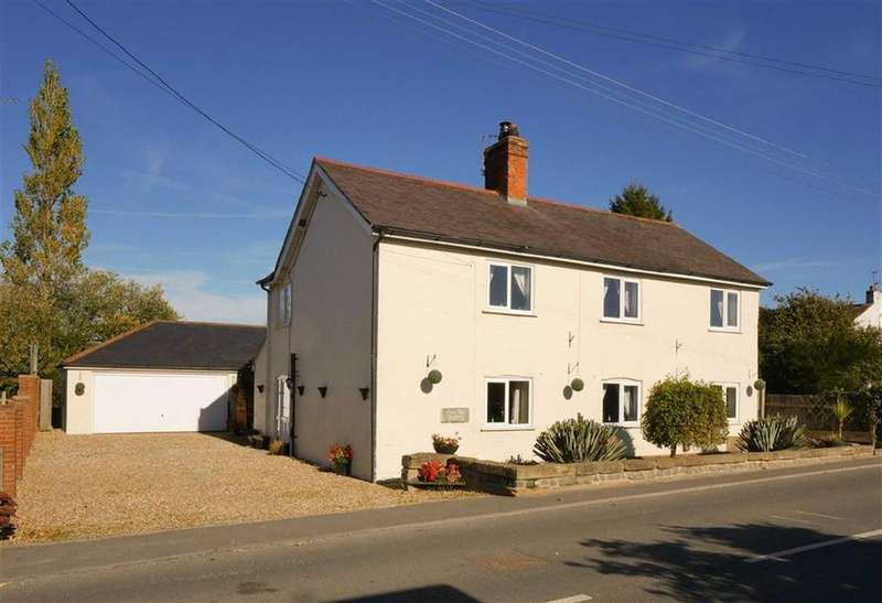 6 Bedrooms Detached House for sale in Dudleston Heath, Nr Ellesmere, SY12