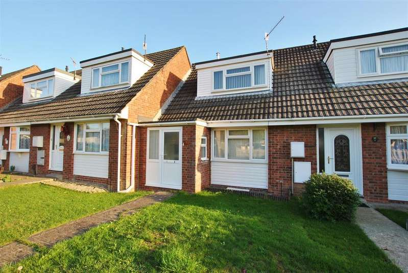 2 Bedrooms Terraced House for sale in Charter Walk, Whitchurch, Bristol