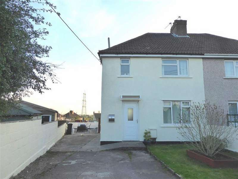3 Bedrooms Semi Detached House for sale in Woodhouse Avenue, Almondsbury, BS32
