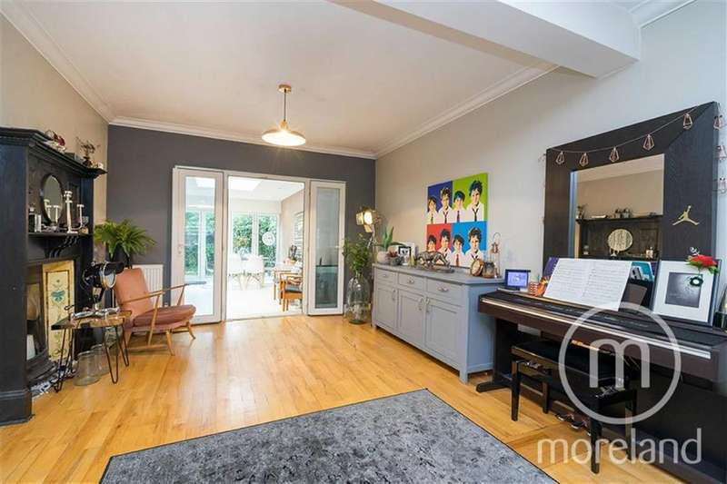 3 Bedrooms Semi Detached House for sale in Temple Gardens, Temple Fortune, NW11