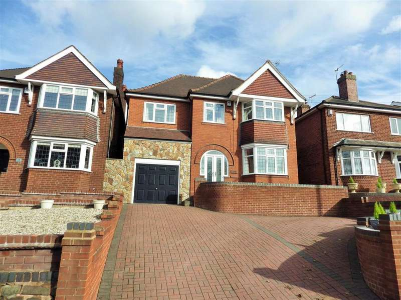 4 Bedrooms Detached House for sale in Dudley Road, Rowley Regis