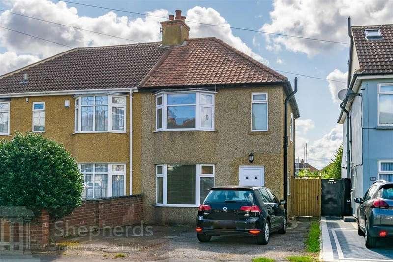 2 Bedrooms Semi Detached House for sale in Rye Road, Hoddesdon, Hertfordshire, EN11