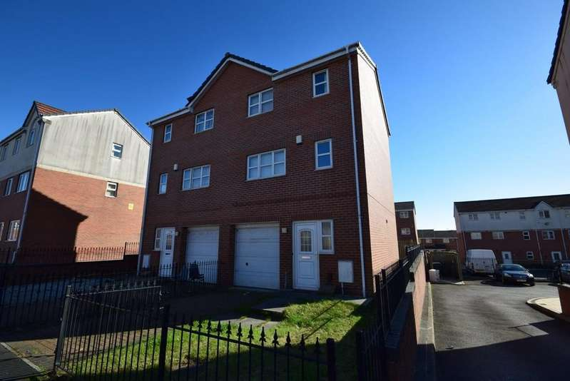 4 Bedrooms Semi Detached House for sale in Portfolio of Properties, New Moston