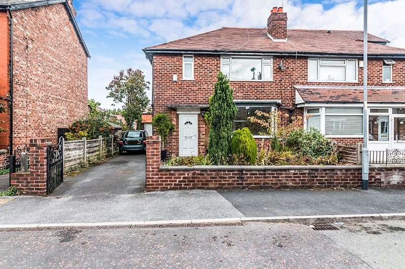 3 Bedrooms Semi Detached House for sale in Lingard Road, Manchester, M22