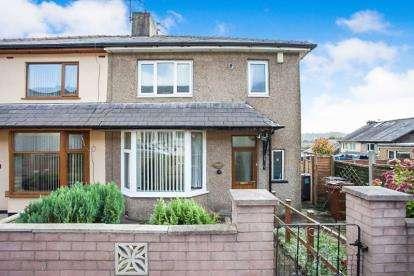 3 Bedrooms Semi Detached House for sale in Downham Street, Blackburn, Lancashire, ., BB2