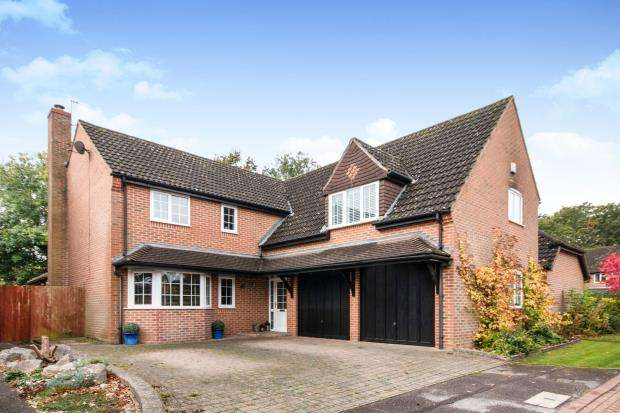 5 Bedrooms Detached House for sale in Old Basing, Basingstoke, Hampshire