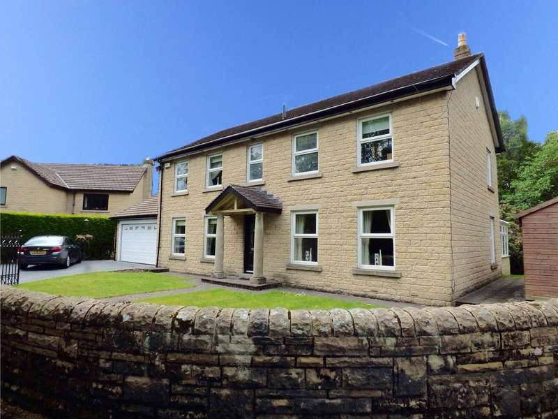 4 Bedrooms Detached House for sale in Brook Meadow, Glossop, SK13