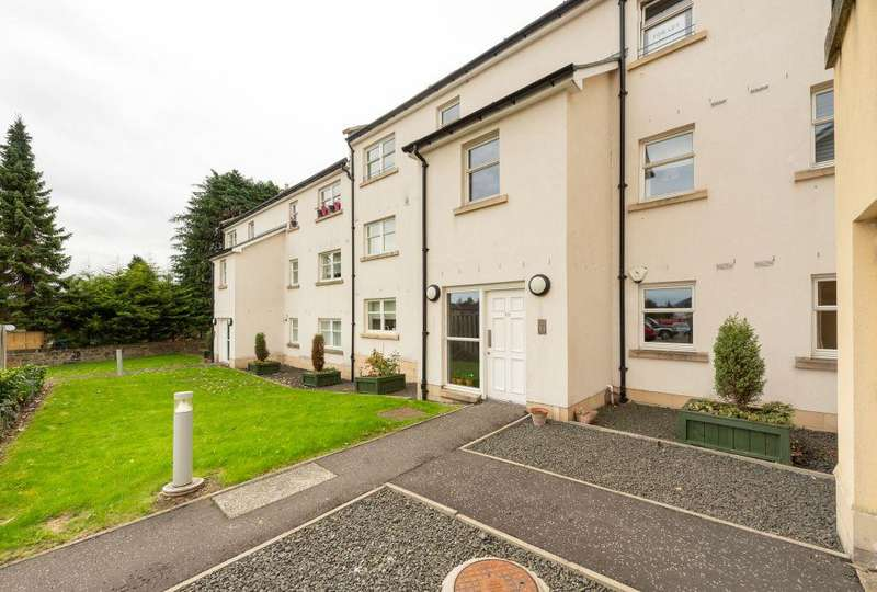 2 Bedrooms Ground Flat for sale in 88/2 Main Street, Kirkliston, EH29 9AD