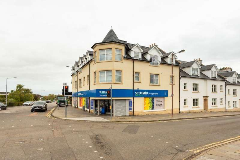 2 Bedrooms Flat for sale in 86/4 Main Street, Kirkliston, EH29 9AD