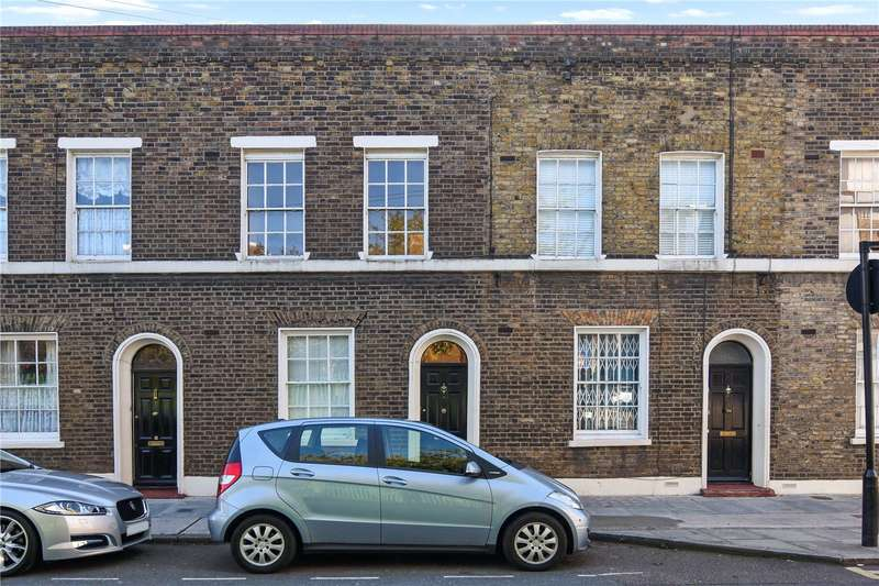 3 Bedrooms House for sale in Cable Street, London, E1W
