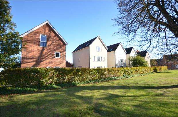 4 Bedrooms Detached House for sale in Vulcan Drive, Bracknell, Berkshire