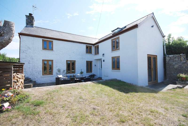 3 Bedrooms Cottage House for sale in Llanmaes, Near Llantwit Major, Vale of Glamorgan, CF61 2XR