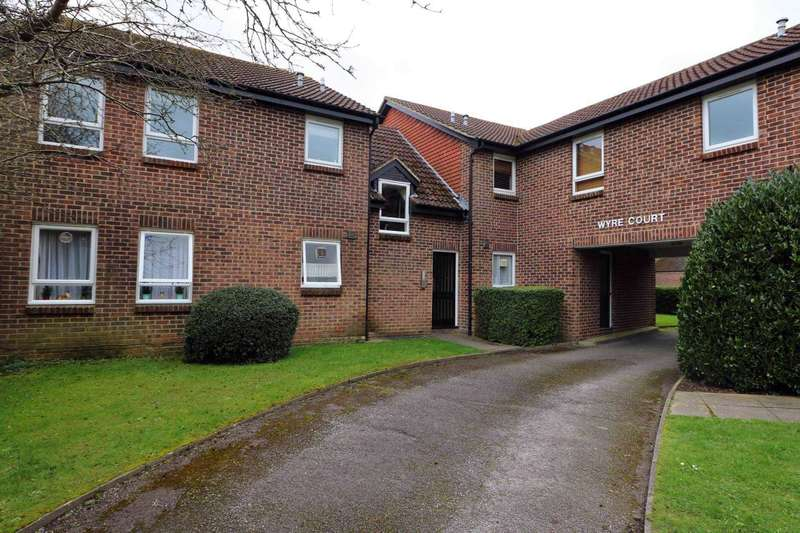 1 Bedroom Studio Flat for sale in Wyre Court, Tilehurst