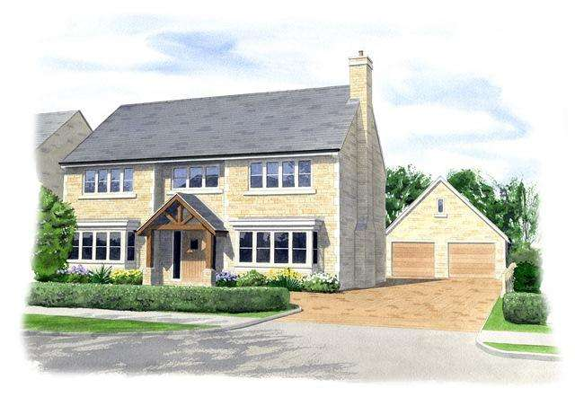 5 Bedrooms Detached House for sale in Glapthorn, Near Oundle, PE8