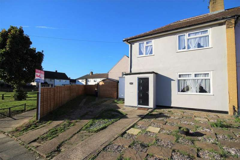 3 Bedrooms End Of Terrace House for sale in Foyle Drive, South Ockendon, Essex