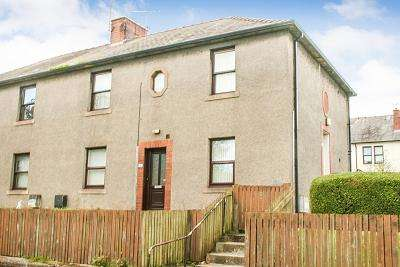 2 Bedrooms Ground Flat for sale in 91 College Street, Dumfries, DG2 0AD