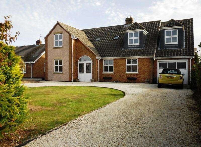 5 Bedrooms Detached House for sale in Eastfield Road, Keyingham, Hull